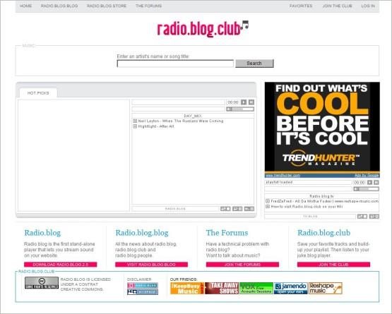 RADIO.BLOG.CLUB